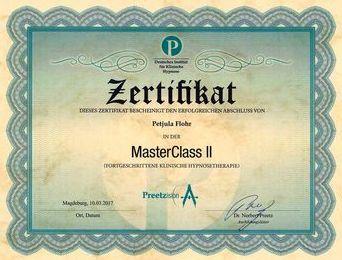 Petjula Flohr Zertifikat-1