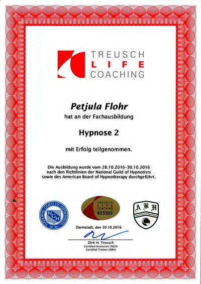 Petjula Flohr Zertifikat-7