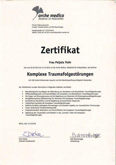 Petjula Flohr Zertifikat-6