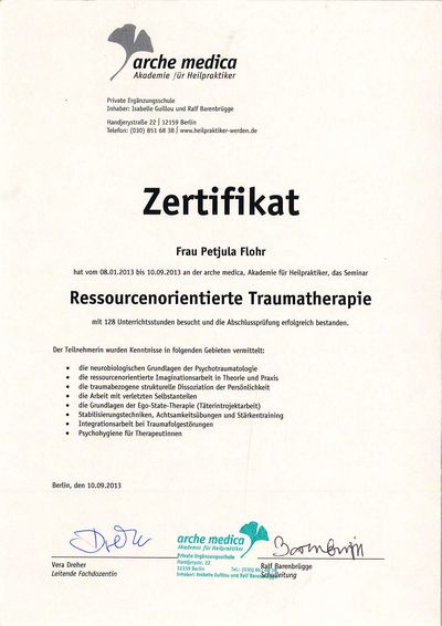 Petjula Flohr Zertifikat-5