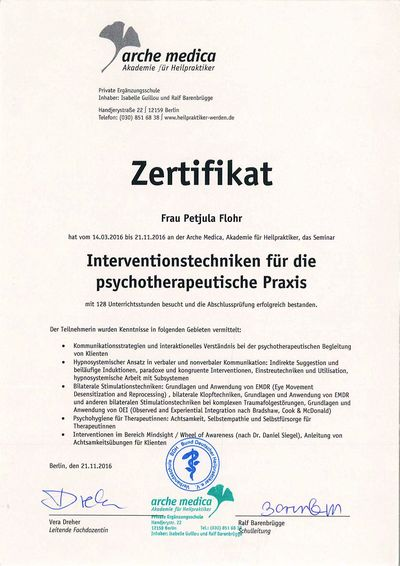 Petjula Flohr Zertifikat-2