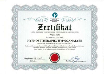 Petjula Flohr Zertifikat-10